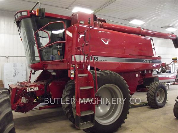 case ih 2388 for sale huron sd price 68 000 year 2005 used case ih 2388 combine. Black Bedroom Furniture Sets. Home Design Ideas