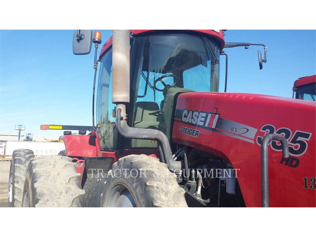 Case IH 335, tractors, Agriculture