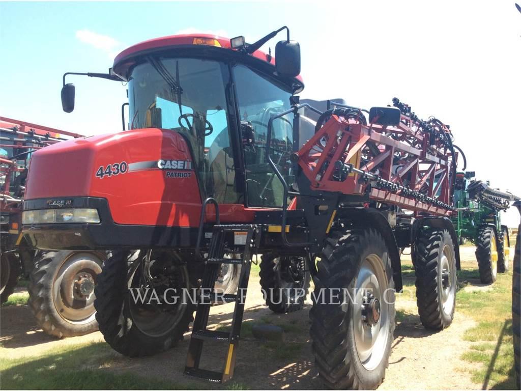 Case IH 4430, pulverizador, Agricultura