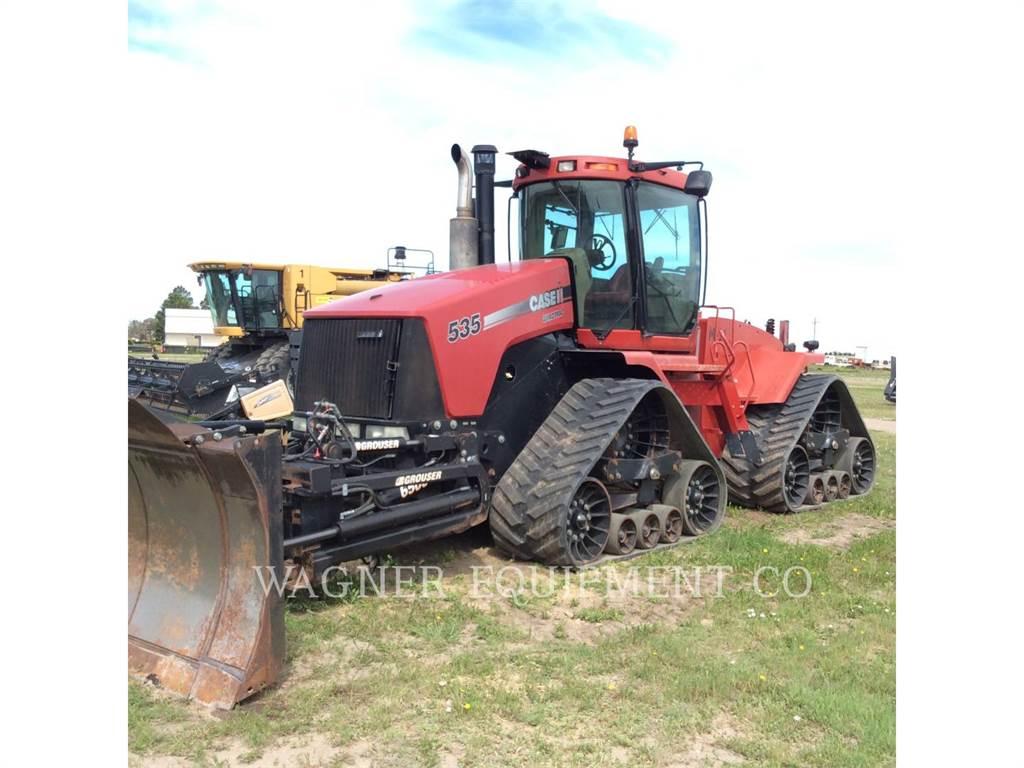 Case IH 535 QUAD T, tractores agrícolas, Agricultura