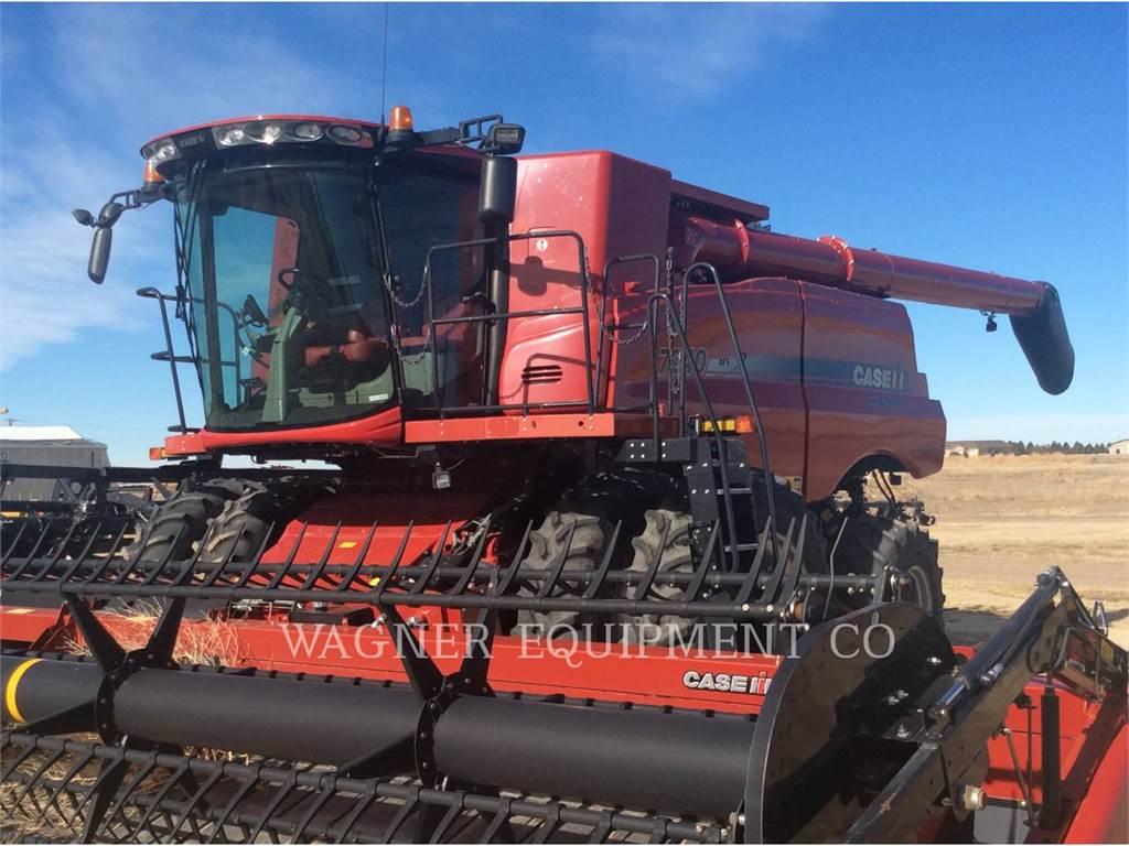 Case IH 7240, hay equipment, Agriculture