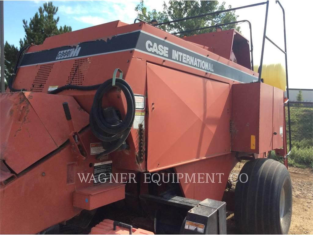 Case IH 8570, с/х сеноуборочное оборудование, Сельское хозяйство