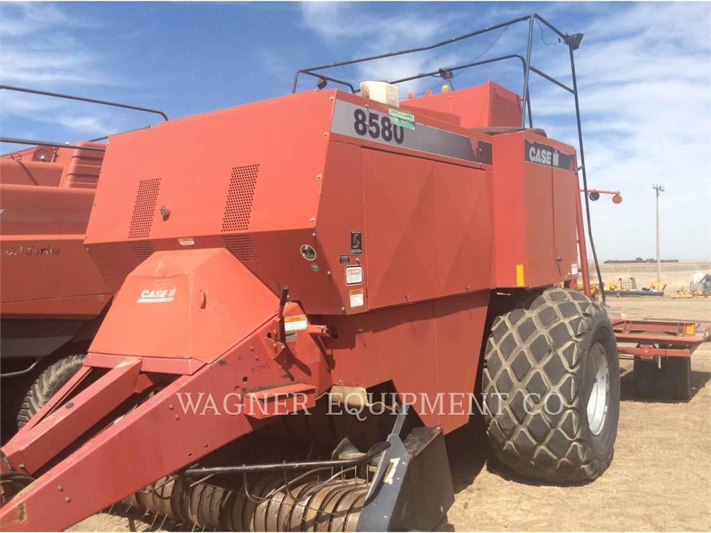 Case IH 8580, hay equipment, Agriculture