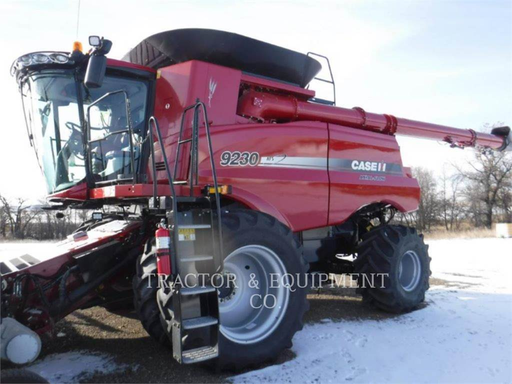 Case IH 9230, combines, Agriculture