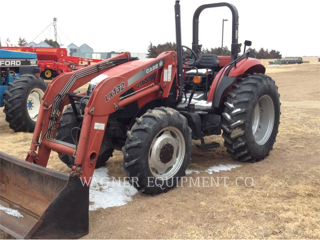 Case IH JX65, tractors, Agriculture
