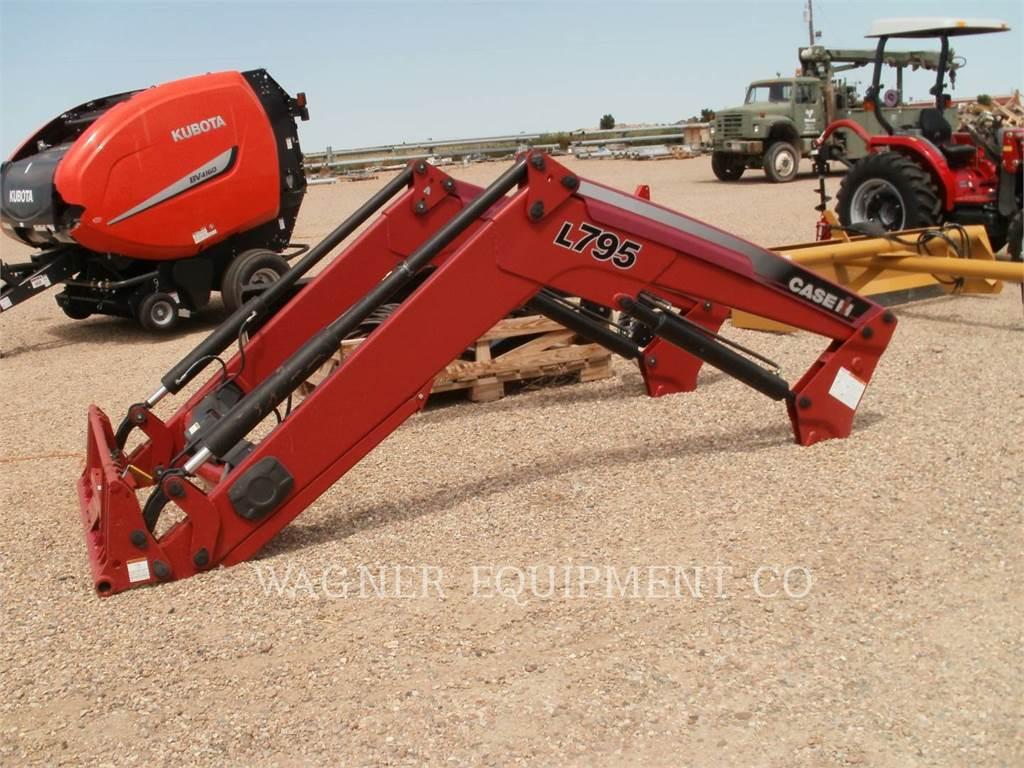 Case IH L750, tractoare agricole, Agricultură