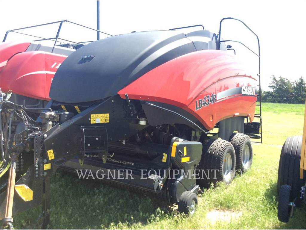 Case IH LB434R, hay equipment, Agriculture