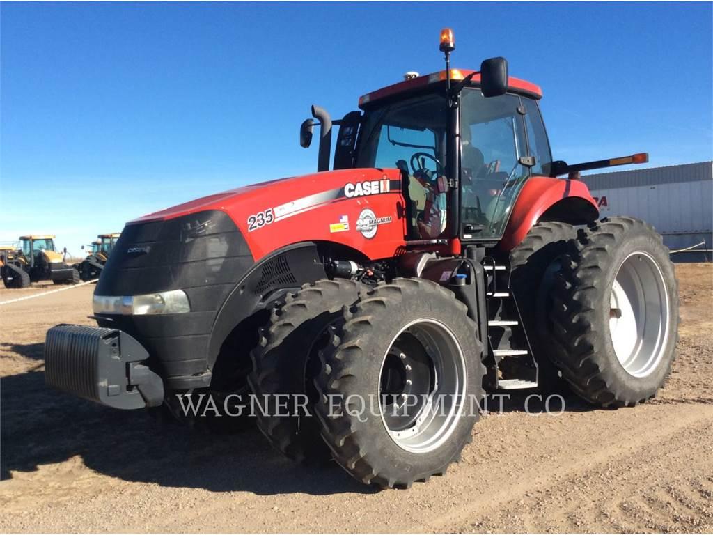 Case IH MX235, ciągniki rolnicze, Maszyny rolnicze