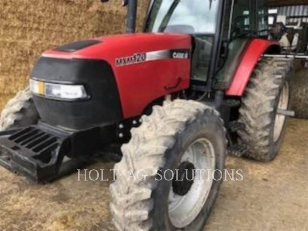 Case IH MXM120, ciągniki rolnicze, Maszyny rolnicze