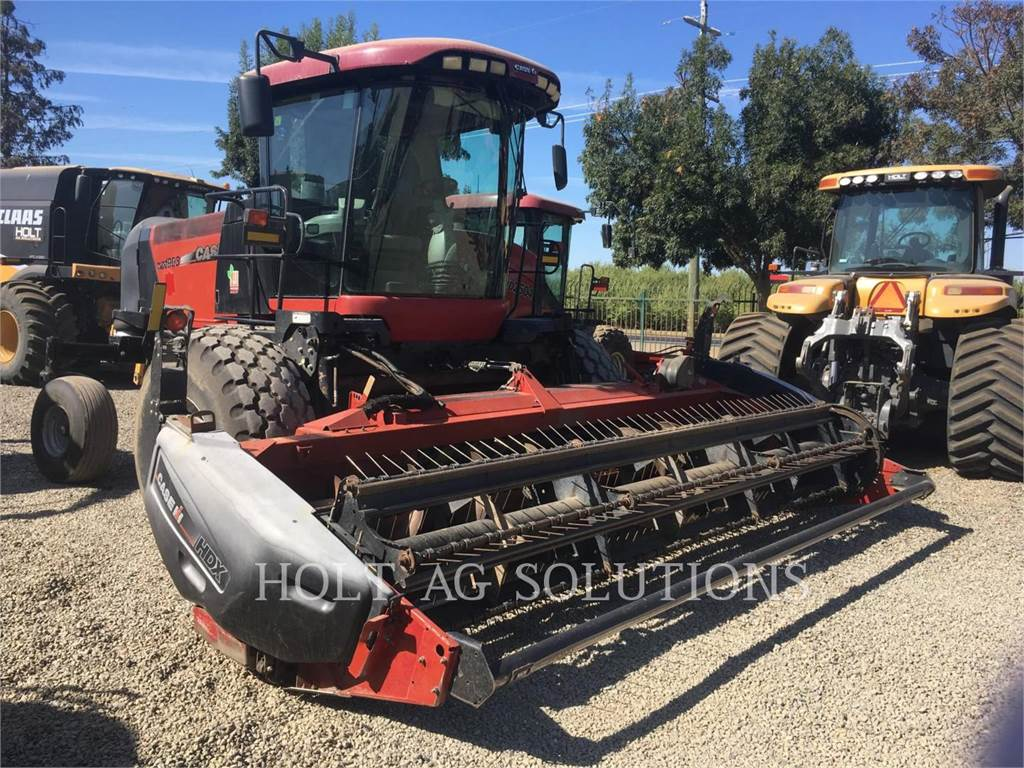 Case IH WD1903, hay equipment, Agriculture