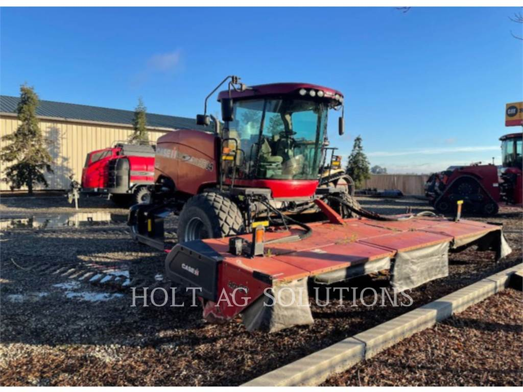 Case IH WD2504, hay equipment, Agriculture