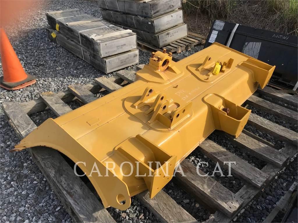 Caterpillar, blades, Construction