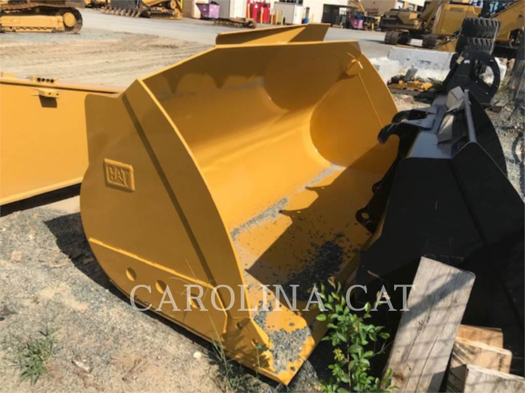 Caterpillar, bucket, Construction