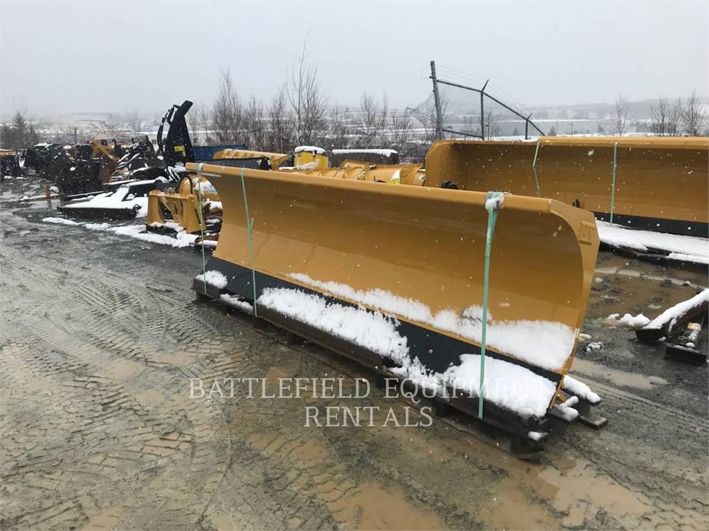 Caterpillar 10.FT.SNOW.BLADE、除雪、農業