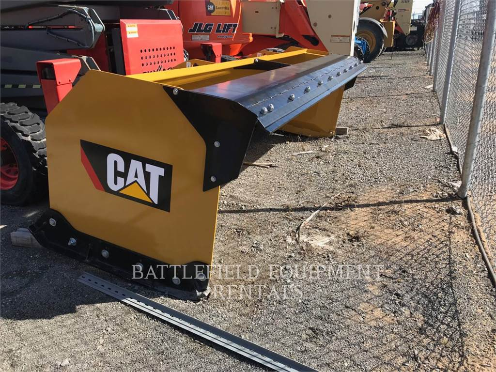 Caterpillar 10.FT.SNOW.PUSHER, snow removal, Agriculture