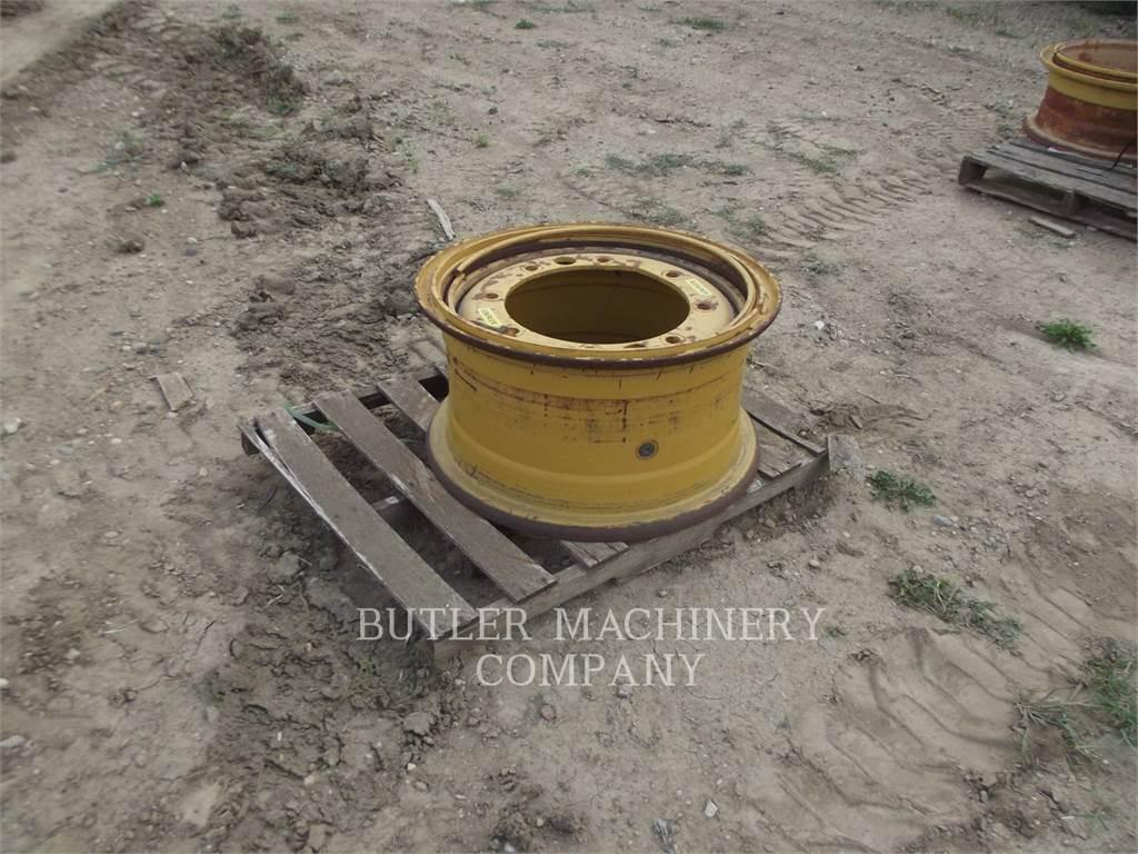 Caterpillar 10X24 AWD RIM, tires, Construction