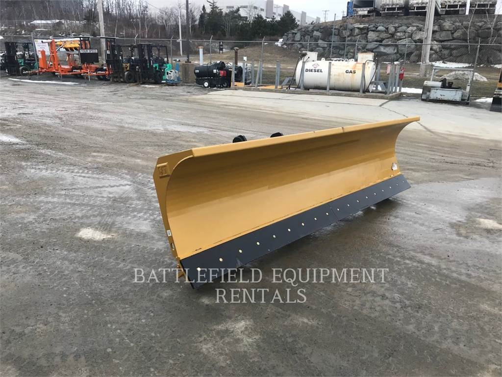 Caterpillar 12.FT.SNOW.PLOW, snow removal, Agriculture