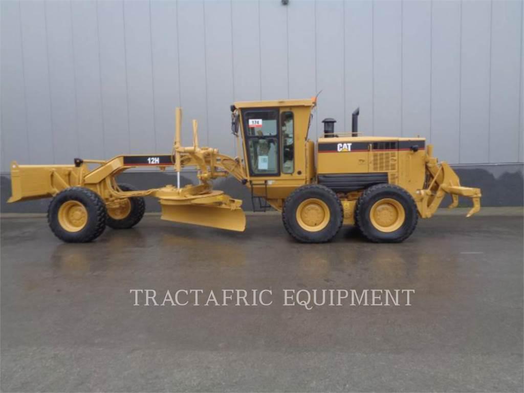 Caterpillar 12 H, bergbau-motorgrader, Bau-Und Bergbauausrüstung