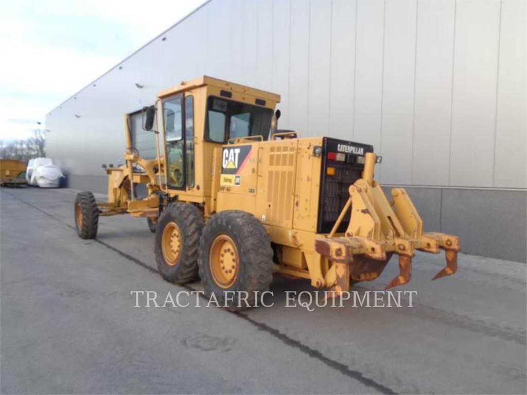 Caterpillar 12 K, motor graders, Construction