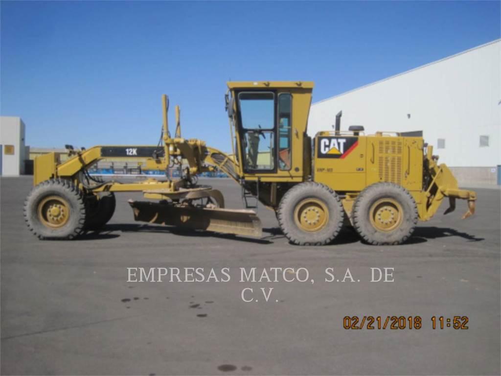 Caterpillar 12 K, bergbau-motorgrader, Bau-Und Bergbauausrüstung