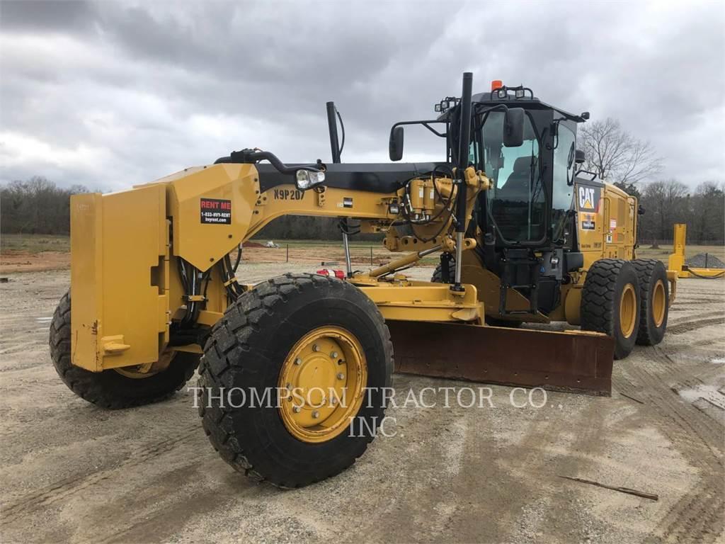 Caterpillar 12 M3 AWD, motor graders, Construction
