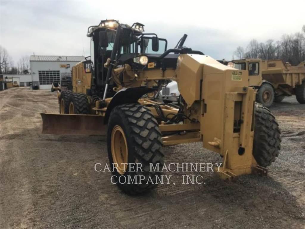 Caterpillar 120 M2, bergbau-motorgrader, Bau-Und Bergbauausrüstung