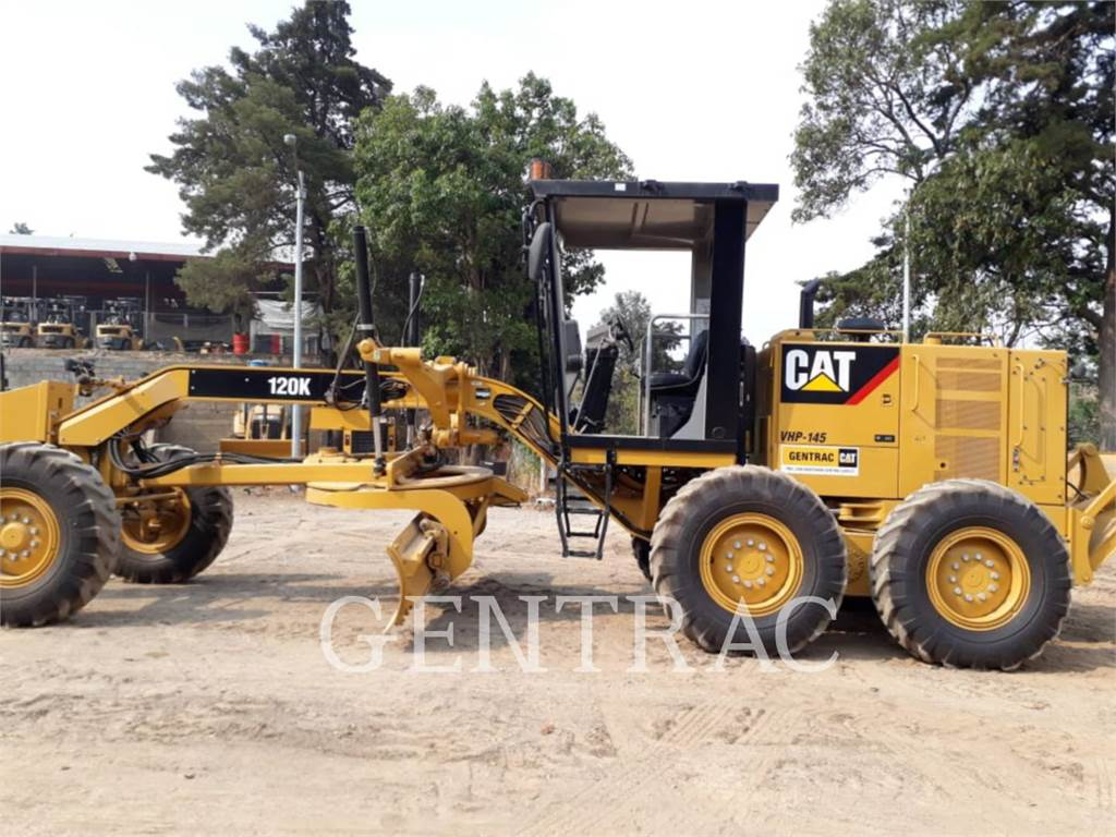 Caterpillar 120K, motorgrader da miniera, Attrezzature Da Costruzione
