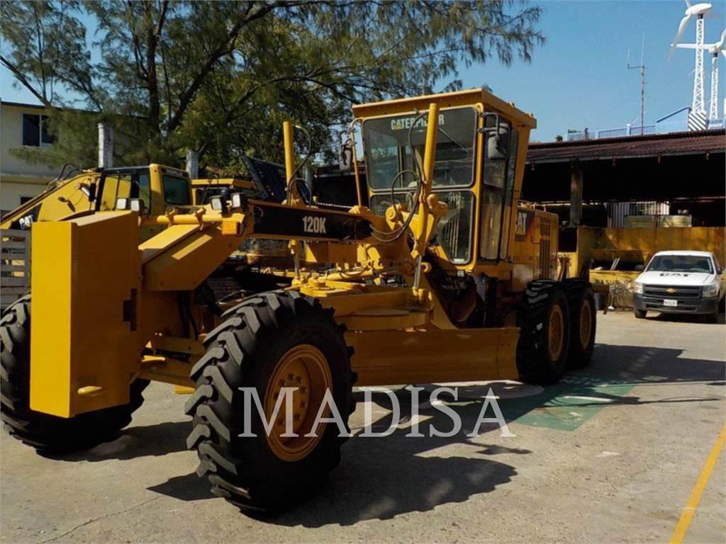Caterpillar 120K, bergbau-motorgrader, Bau-Und Bergbauausrüstung