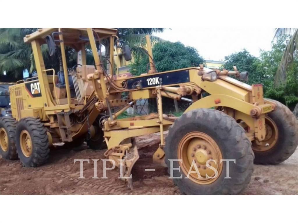 Caterpillar 120K2, motor graders, Construction