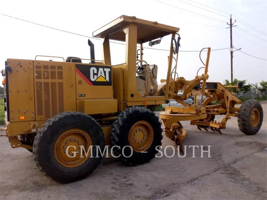 Caterpillar 120K2, niveleuses pour mines, Équipement De Construction