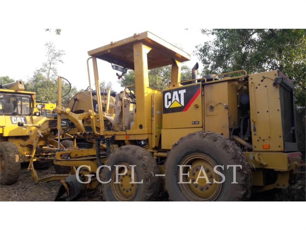 Caterpillar 120K2, autogreder minier, Constructii