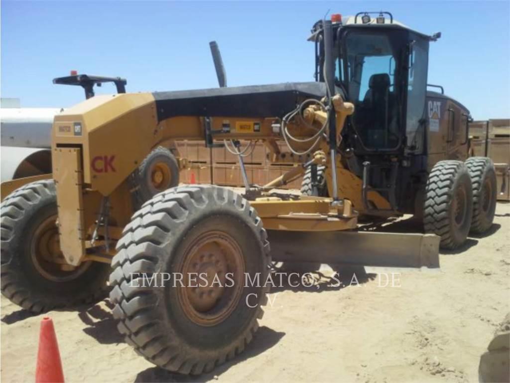 Caterpillar 120M, motorgrader da miniera, Attrezzature Da Costruzione