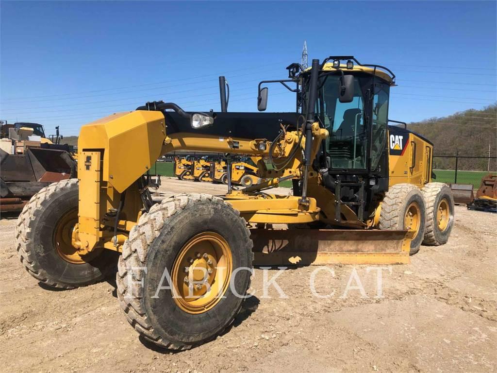 Caterpillar 120M, niveleuses pour mines, Équipement De Construction