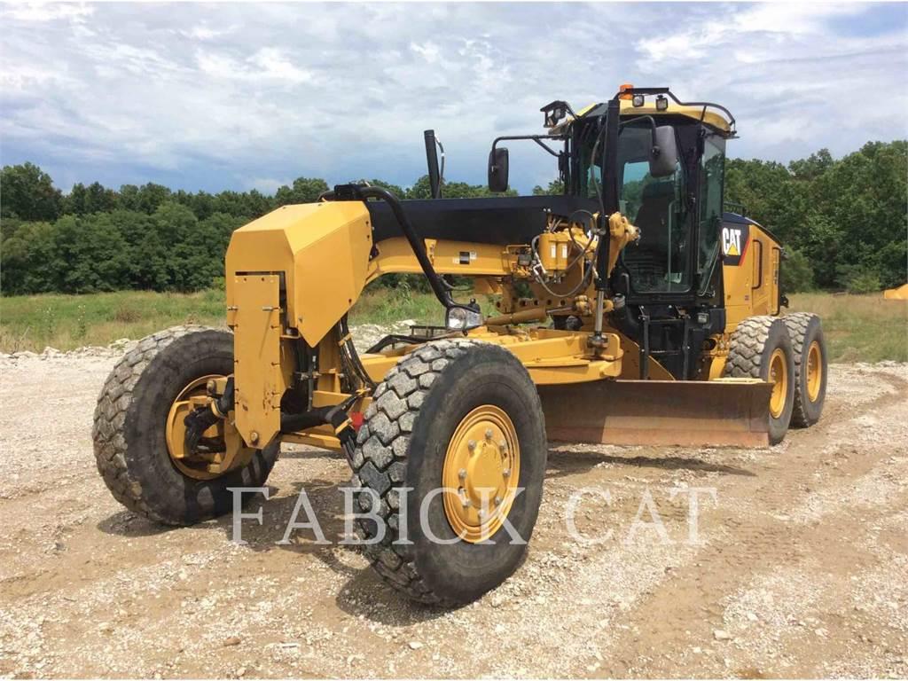 Caterpillar 120M AWD, motoniveladoras para minería, Construcción