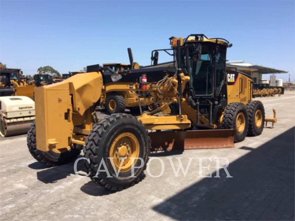 Caterpillar 120M, bergbau-motorgrader, Bau-Und Bergbauausrüstung