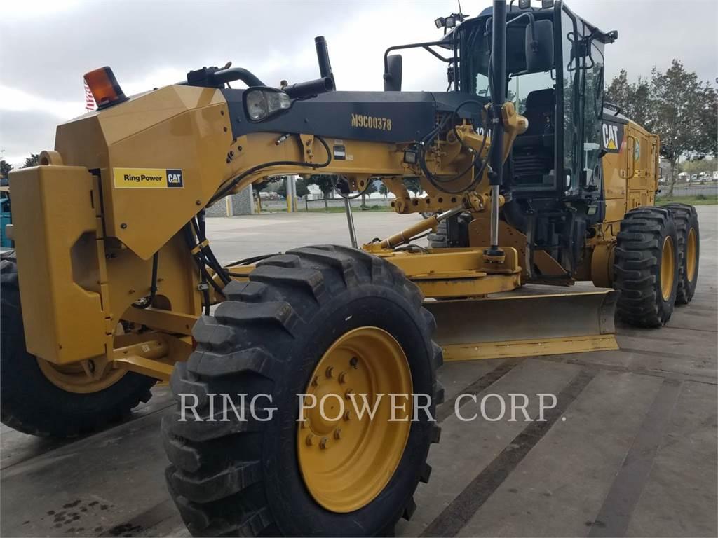 Caterpillar 120M2, motorgrader mijnbouw, Bouw