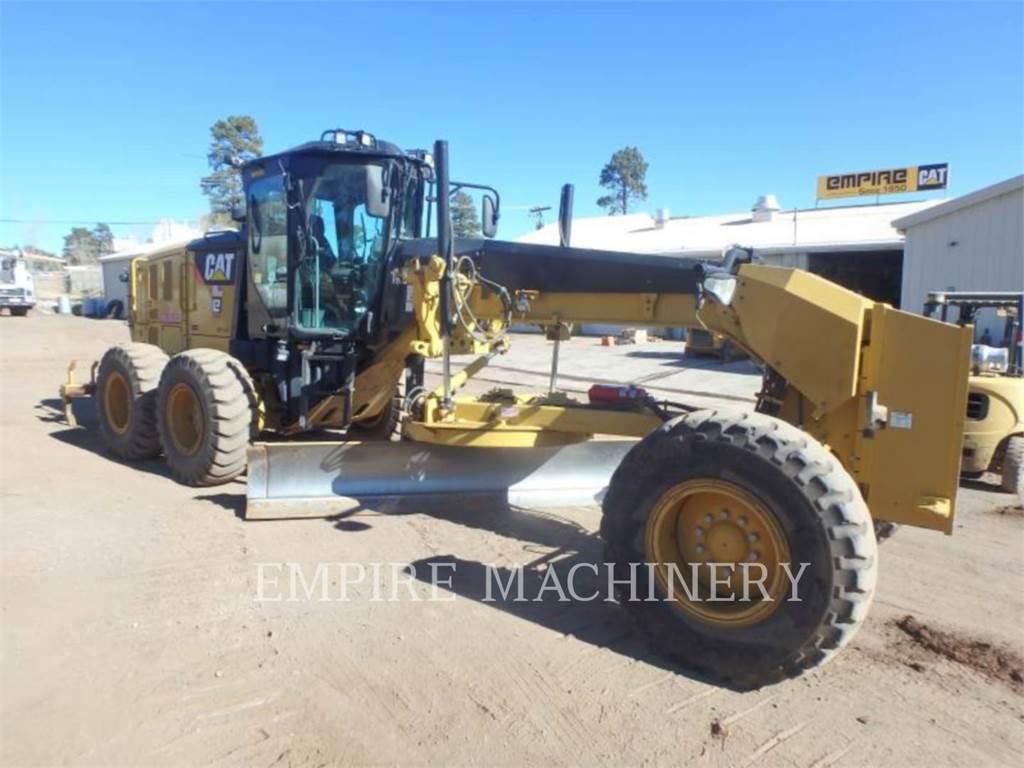 Caterpillar 120M2, motoniveladoras para minería, Construcción