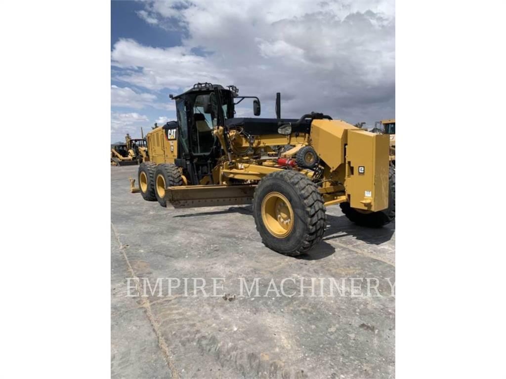 Caterpillar 120M2, motoniveladora de mineração, Equipamentos Construção