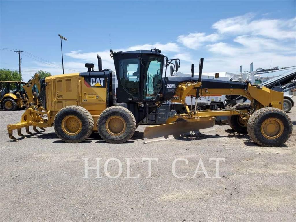 Caterpillar 120M2 AWD, motorgrader da miniera, Attrezzature Da Costruzione