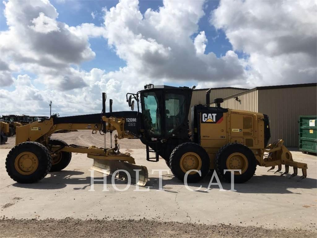 Caterpillar 120M2 AWD, motorgrader mijnbouw, Bouw