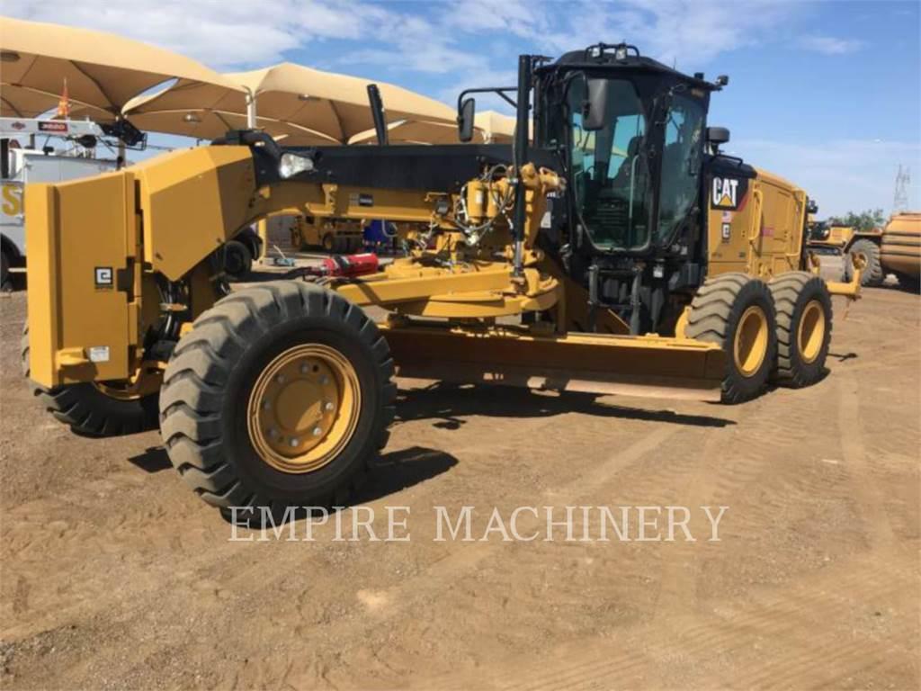 Caterpillar 120M2 AWD, motoniveladora de mineração, Equipamentos Construção