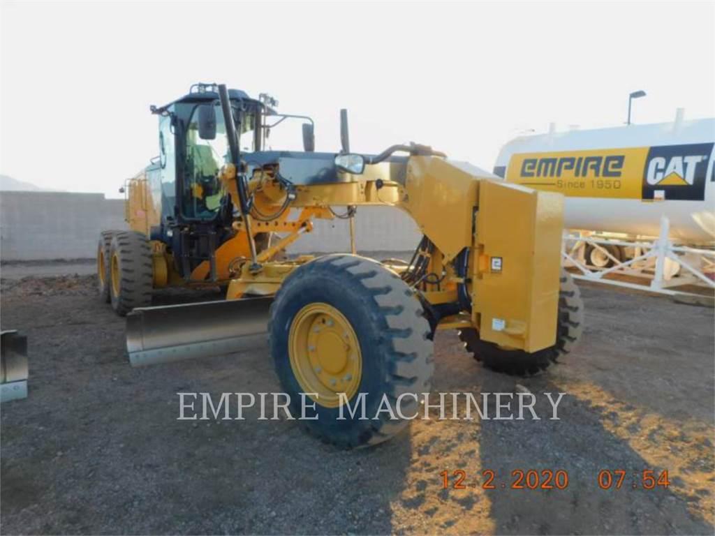 Caterpillar 120M2AWD, niveleuses pour mines, Équipement De Construction