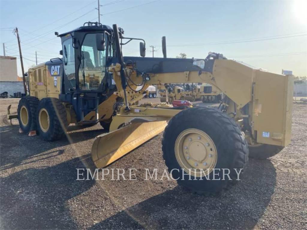 Caterpillar 120M2AWD, motor graders, Construction