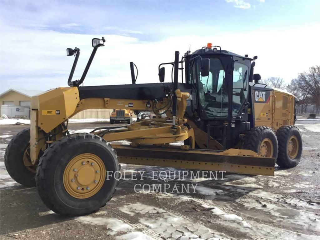 Caterpillar 120M2AWD, bergbau-motorgrader, Bau-Und Bergbauausrüstung