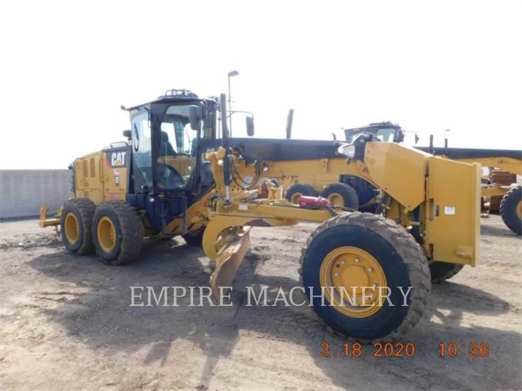 Caterpillar 120M2AWD, motorgrader mijnbouw, Bouw