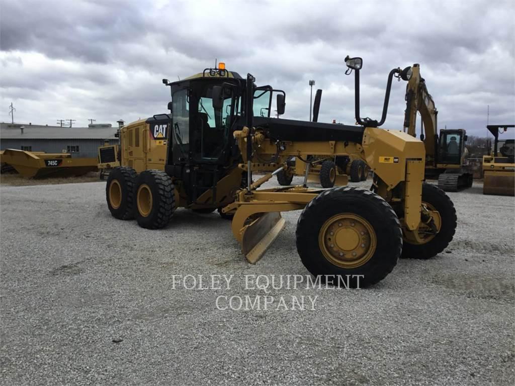 Caterpillar 120M2AWD, motoniveladoras para minería, Construcción