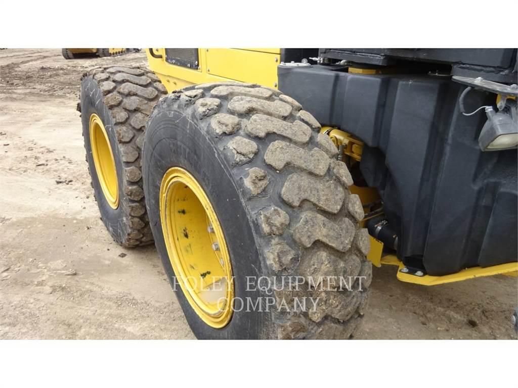 Caterpillar 120MAW, motor graders, Construction