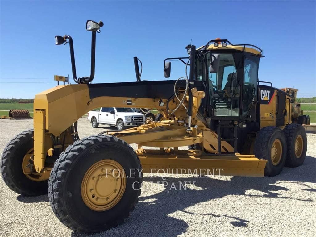 Caterpillar 120MAWD, autogreder minier, Constructii