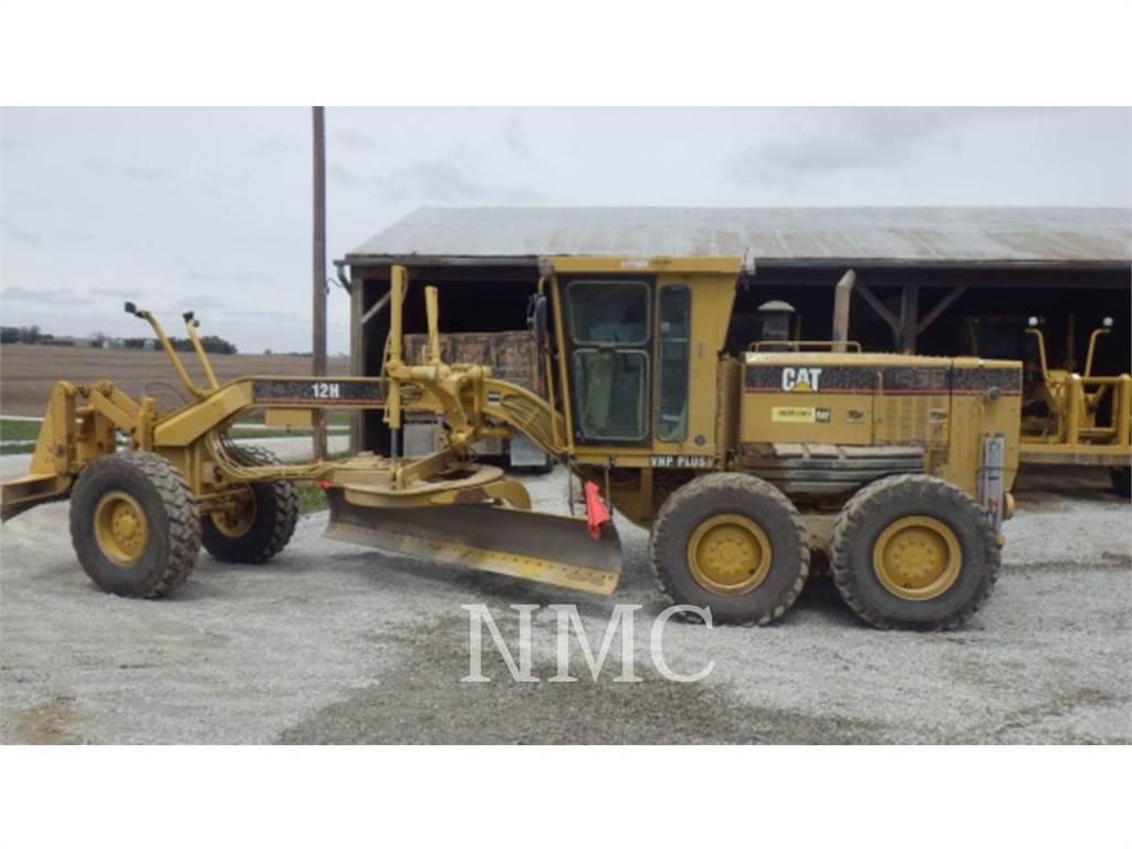Caterpillar 12H, motorgrader mijnbouw, Bouw