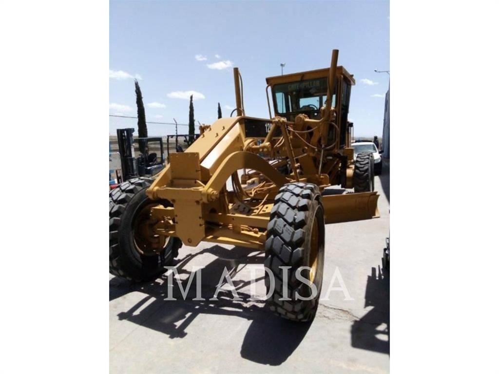 Caterpillar 12H, bergbau-motorgrader, Bau-Und Bergbauausrüstung